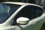Дефлекторы окон для Nissan Qashqai 2013+ (SIM, SNIQAS1332)