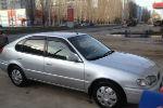 Дефлекторы окон для Toyota Corolla HB (5D) 1997-2001 (COBRA, T23597)