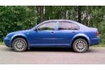 Дефлекторы окон для Volkswagen Jetta IV/Bora 1999-2005 (COBRA, V20999)
