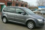 Дефлекторы окон для Volkswagen Touran I 2003-2010 (COBRA, V22003)