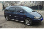 Дефлекторы окон для Volkswagen Sharan/Ford Galaxy 1996-2006 (COBRA, V22696)