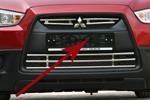 Декоративные элементы решётки радиатора d16 Mitsubishi ASX 2010- (Союз-96, MASX.91.2066)