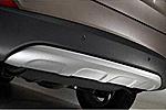 Накладка на задний бампер для Hyundai IX35 2010-2013 (Kindle, HT-B912)