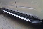 Боковые пороги для Subaru Forester 2008-2011 (Kindle, SF-S01)