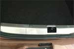 Накладка в багажник (хром) для Skoda Yeti 2010+ (Kindle, SKY-P41)