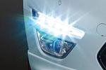 Дневные ходовые огни DRL для Ford Mondeo 2011- (LONGDING, FORMON.011.DRL)