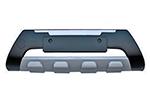 Накладка на передний бампер Kia Sportage 2010- (Kindle, DS-F-101)