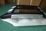 Накладка на передний бампер для Honda CRV 2012- (Kindle, DS-H-201)