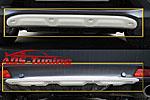 Накладки на передний и задний бамперы для Honda CR-V 2012- (Kindle, HM-H-221/222)