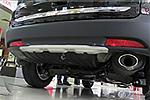 Накладка на задний бампер для Honda CRV 2012- (Kindle, HM-H-222)