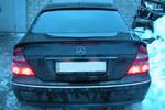 """Задний спойлер """"Сабля"""" Mercedes W211 (Ad-Tuning, MW211ZS1)"""