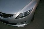 Реснички на Mazda 6 08- (Ad-Tuning, AdTun-M6R1)