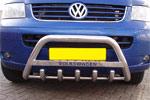 Дуга передняя с защитой картера Volkswagen T5 Transporter/Multivan 2010- (Can-Otomotiv, VWTFGB.WM5125)