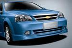 Юбка переднего бампера Chevrolet Lacetti (Ad-Tuning, AdTun-CL011)