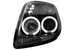 Передняя оптика Toyota Auris 2006- (Ad-Tuning, AdTun-LPTO04)