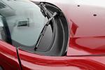 Накладка-пыльник «жабо» на лобовое стекло Renault Duster (BGT PRO, dust-gabo)