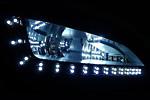 Светодиодный модуль DRL в противотуманные фары для Hyundai Santa Fe 2013- (KAI, HYUNSF13.DYSE-01)