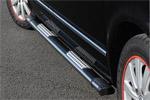 Боковые пороги Emerald для Volkswagen Touareg 2010- (Can-Otomotive, VWTU.EMRLD.47.4518)