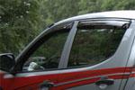 Дефлекторы окон Mitsubishi L 200 с 2007 (EGR 92460 028B)
