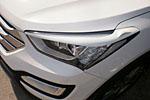 Реснички для Hyundai Santa Fe 2013 (KAI, HYUNSAFE.ELRC.01)