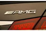 Эмблема (шильдик) для Mercedes AMG (DT, EMB009)