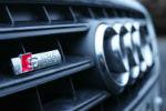 Эмблема (шильдик) в решетку для Audi S-Line (DT, EMB015)