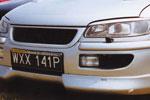 Реснички Opel OMEGA В (BK-Tun, OM01R)