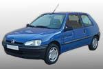 Тюнинг Peugeot 106