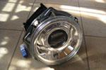 """Передняя оптика """"Restyle Original"""" для Mercedes G-Сlass (S-LINE, FHL.GCL.KR)"""