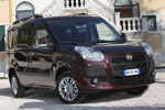Тюнинг Fiat Doblo 2010-