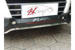 Накладки на передний бампер для Ford Kuga 2013+ (Kindle, FK-B35)