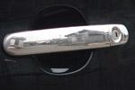 Хром накладки дверных ручек для Ford Kuga 2008- (Omsa Prime, 2612041)