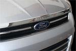 Хром накладка на кромку капота для Ford Kuga 2013+ (Kindle, FK-C33)