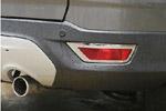Хром накладки задних противотуманных фар для Ford Kuga 2013- (Kindle, HM-FK-F32/L35)