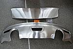 Накладки на передний и задний бамперы для Infiniti FX/QX70 2010+ (Kindle, FX-B11-12)