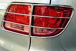 Защита задних фонарей для Toyota Fortuner 2005- (Winbo, G097706)