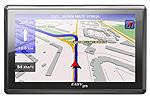 """Автомобильный GPS навигатор Easygo 510b (экран 5"""")  (EASYGO, GPSN-EGO-510B)"""