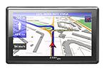 """Автомобильный GPS навигатор EasyGo 515i+ (экран 5"""")  (EASYGO, GPSN-EGO-515I+)"""
