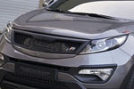 """Решетка радиатора """"RoadRuns"""" для Kia Sportage 2010- (RoadRuns, KSGR-GRRR-02)"""