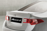 "Задний спойлер ""Сабля"" на Honda Accord 2008- (BK-Tun, HA-121)"