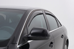 Ветровики (дефлекторы окон) для Honda Accord 2008- (Climair, CLI0033602/CLI0044219)