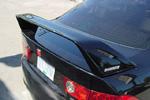 "Задний спойлер ""Mugen-Style"" на Honda Accord 03-07 (BK-Tun, HA3MS)"