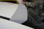 """Козырек заднего стекла """"Бленда"""" на Honda Civic 4d (BK-Tun, HC3BL)"""