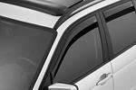 Ветровики (дефлекторы окон) для Honda CR-V 2006- (Climair, CLI0033502/CLI0044123)