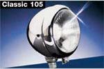 1F0 001 430-051 - Classic 105 (Хром) фара дальнего света (Hella)