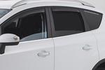 Ветровики (дефлекторы окон) для HYUNDAI ix35 2010- (Climair, CLI0033677/CLI0044306)