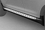 Боковые пороги «BMW-style» для Chevrolet Captiva 2011+ (Kindle, CC-S21)