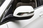 Накладки на зеркала (хром) для Honda CRV 2012+ (Kindle, CRV-C21)