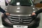 Хром накладка на кромку капота для Honda CR-V 2012+ (Kindle, CRV-C23)