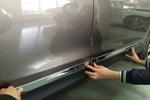 Молдинг на двери для Honda CRV 2012+ (Kindle, CRV-D24)